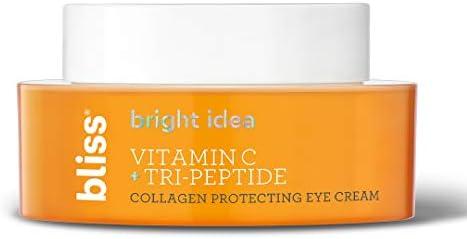 Bright Idea Vitamin C Tri Peptide Collagen Protecting Eye Cream Brightens Revives Eye Area Cruelty product image