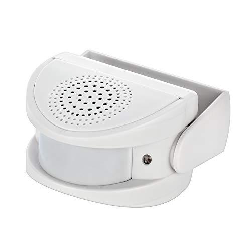 KERUI M5 Timbre Inalámbrico para Puerta, Sensor de Movimiento con Sonido Alarma para Puerta/Entrada del Puerta/Casa y Tienda/Oficina, Alarma de Seguridad