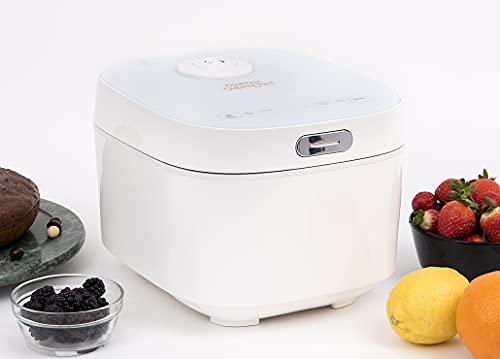 Superchef Robot de Cocina Programable Inteligente CF104 CookFast, 9 funciones de cocción, programable, 4 litros, cocción homogénea inteligente.
