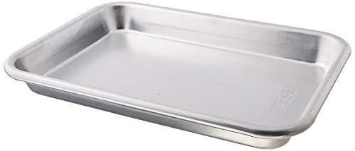 Nordic Ware ⅛ Sheet Pan, 1-Pack, Aluminum