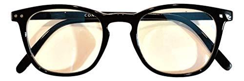 CONSTANTINELLI Blue Light Reading Glasses for Men Women ( 0.00 Magnification )