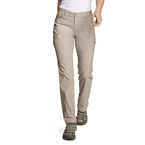Eddie Bauer Women's Guide Pro Pants, Pumice Regular 12