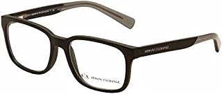 Exchange Armani 0AX3029 Optical Full Rim Square Mens...