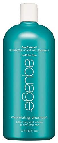 AQUAGE Sea Extend Silkening Shampoo, 33.8 Fl Oz
