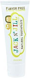 Jack N' Jill Natural Toothpaste - Natural (Flavor Free) - 1.76 oz