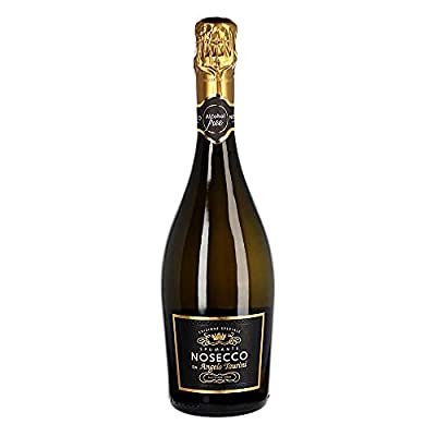 Nosecco Alcohol Free Sparkling white, 75 cl (Case of 6)