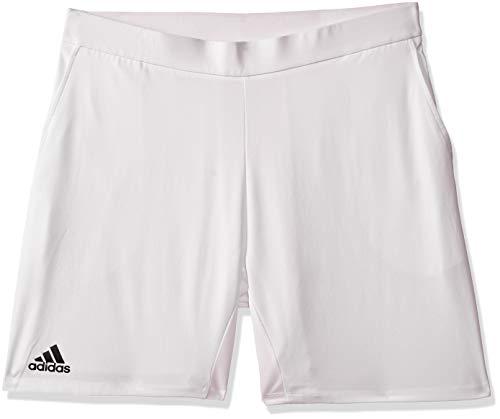 adidas London Pantalón de Tenis, Hombre, Blanco, L