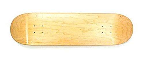 Moose Skateboard Blank Deck Nature, Deckgröße:7.75