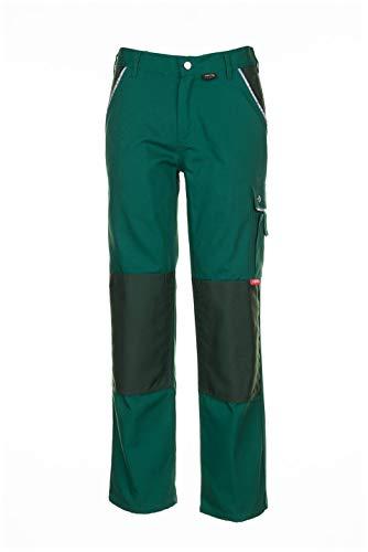 Planam Arbeitshose CANVAS 320 grün Größe: 58 Farbe: grün