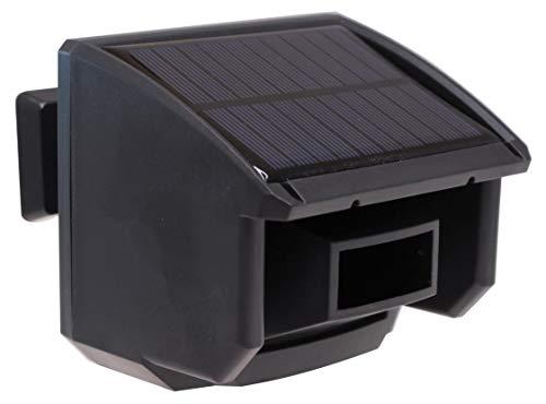 Détecteur de mouvement solaire DA-600 supplémentaire - Portée 600 mètres / extérieur / autonome / sans-fil