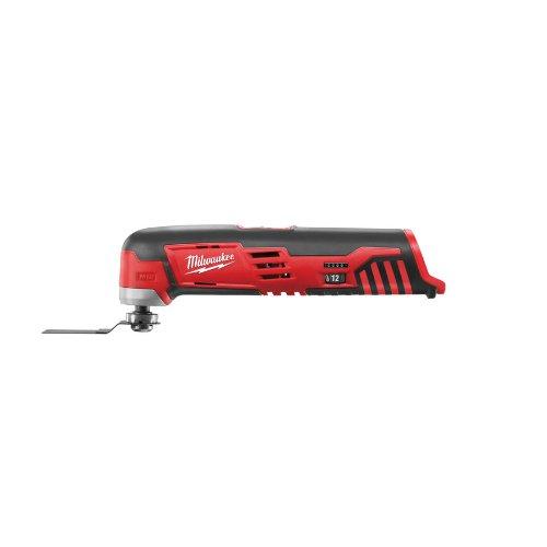 Milwaukee Multi-Tool 4933427180 C12MT-0 12 Volt-Solo ohne Akku, 12 V