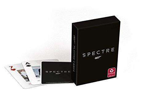 Cartamundi Spectre James Bond 007 Movie Jeu de Cartes