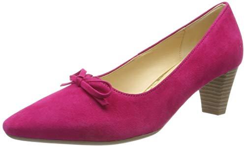 Gabor Shoes Damen Basic Pumps, Mehrfarbig (Fuxia 10), 36 EU