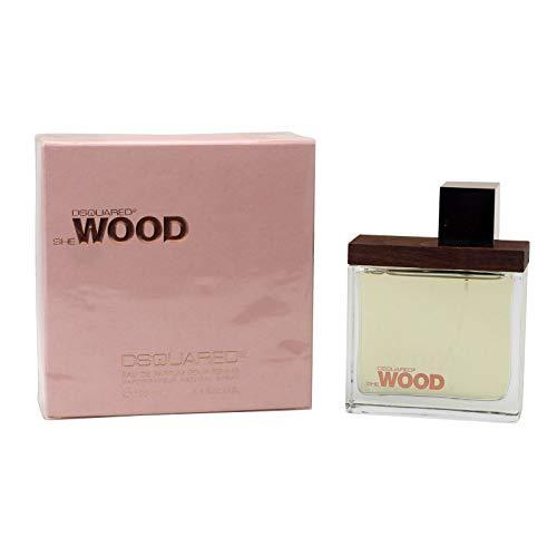 Dsquared She Wood Eau de Parfum Spray 100 ml