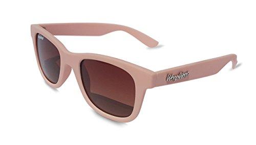 WoopWoop Gafas de Sol Polarizadas Rosa Palo P26