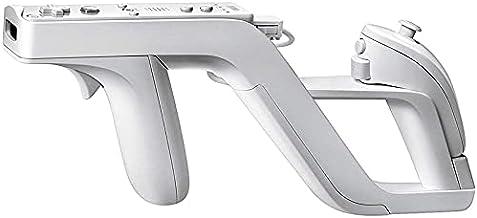 TwiHill o suporte da arma Resident Evil é adequado para Nintendo Wii, Wii gamepad light buttstock Nintendo Wii acessórios ...