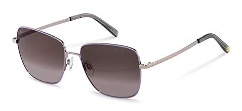 Rodenstock Damen Sonnenbrille RR109, aus Edelstahl im Casual-Stil