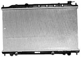 TYC 2415 Nissan Altima 1-Row Plastic Aluminum Replacement Radiator