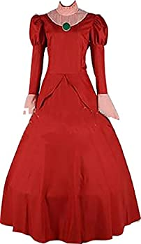 Bubucos Cosplay Costume for Cinderella Lady Tremaine