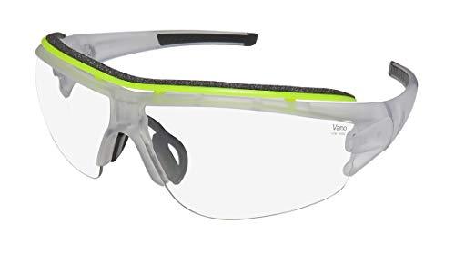 adidas Evil Eye Halfrim Pro Glasses L Crystal matt/Glow 2019 Fahrradbrille