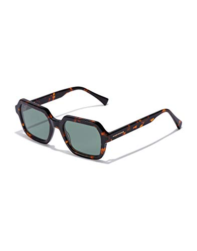 HAWKERS Carey Green Bottle MINIMAL sunglasses, TR18 UV400 Gafas, 48 Unisex adulto