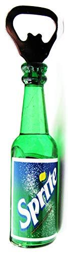 Coca Cola - Sprite - Flaschenöffner mit Magnet
