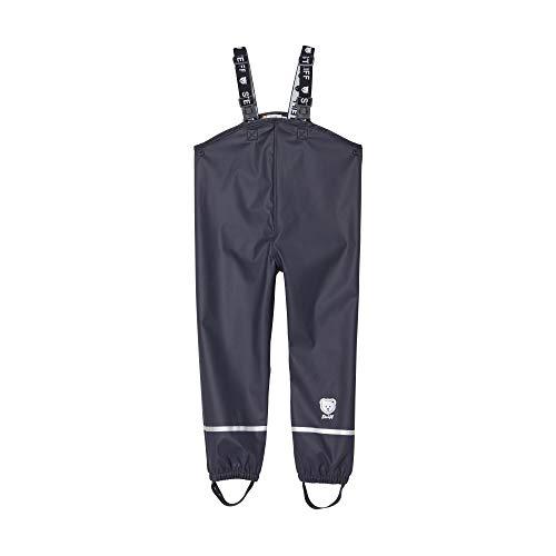 Steiff Jungen Regenhose, Blau (Black Iris 3032), 98 (Herstellergröße: 098)
