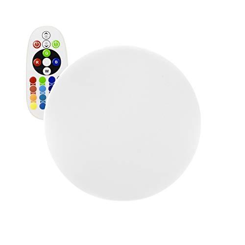 Esfera LED RGBW 50cm Recargable