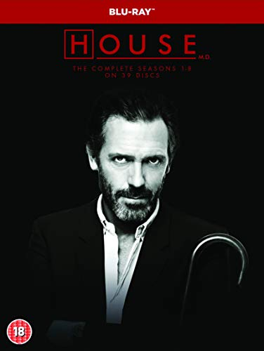House - Complete Collection [Blu-ray] [2004] [Region Free]