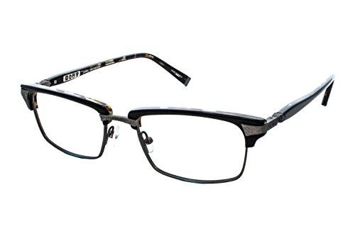 Eyeglasses John Varvatos V145 BLA Black Tort