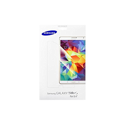 Samsung Displayschutzfolie Screen Protector Galaxy Tab S 8.4 Zoll - Transparent (Doppelpack)