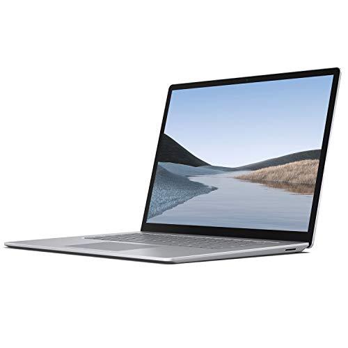 15' Platinum Quad Core i7 Microsoft Surface Laptop 3 With Windows 10 Pro