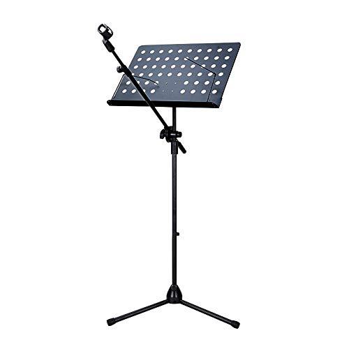 microfoon stand staande staande gitaar Speel muziek draagbare microfoon stand