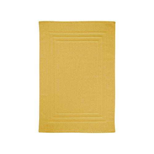 Eiffel Textile Badmat, katoen, goud, 50 x 70 x 10 cm