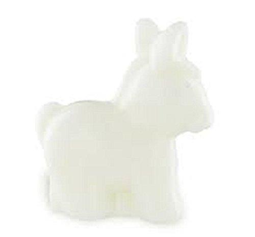 JABON de leche de Burra FANTASÍA figurita Burro