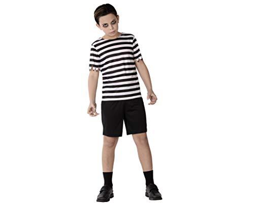 Disfraz de Hijo de Familia Terror - Unisex, de 7 a 9 años