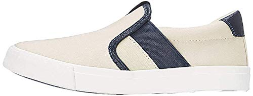 RED WAGON Jungen Slipper im Skater-Style, Beige, Beige (Sand),24 EU (7 UK)