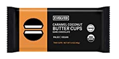5 INGREDIENTS: made with only 5 simple ingredients PALEO & VEGAN: paleo friendly, vegan friendly, and gluten free! ORGANIC: USDA certified organic QUALITY: no dairy, no soy, and no cane sugar. These cups are sweetened with organic coconut sugar and o...