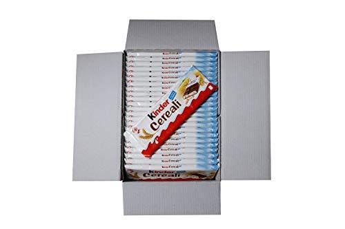 Kinder Cereali, Formato Scorta Contenente 24 Confezioni da 6 Barrette