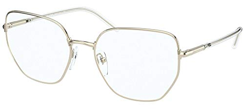 Occhiali da vista Prada PRADA PR 60WV Pale Gold Crystal 53/18/140 donna