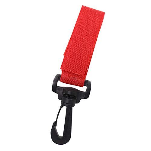 2Pcs Bébé Baby Hanger clips poussette Sangle poussette crochets crochet accessoires