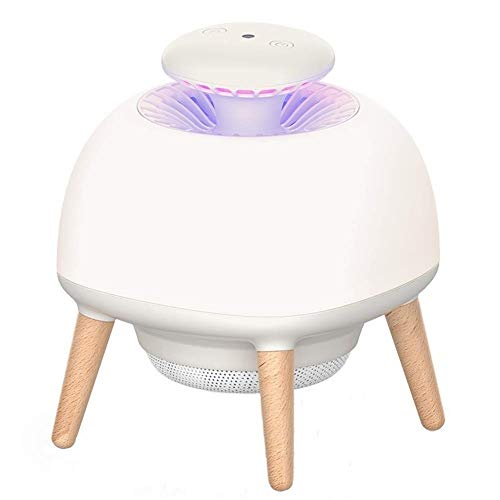 Mosquito Lamp Home Interior geen straling Mute, muggenmelk Fan zuigt Muggen, Silicone lampenkap Intelligent Light Control