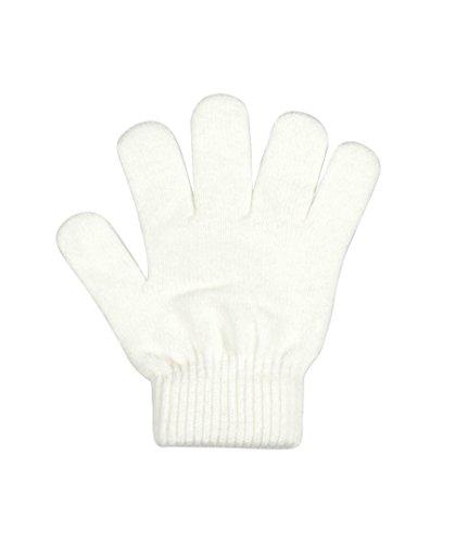Döll Jungen und Mädchen Handschuhe - offwhite - 2