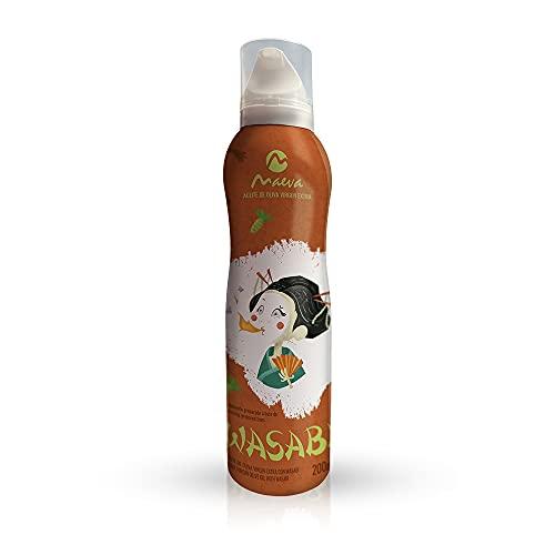 Maeva. Spray de Aceite de Oliva Virgen Extra sabor Wasabi 200ml.