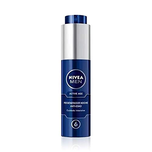 NIVEA MEN Active Age Regenerador Anti-edad Noche (1 x 50 ml