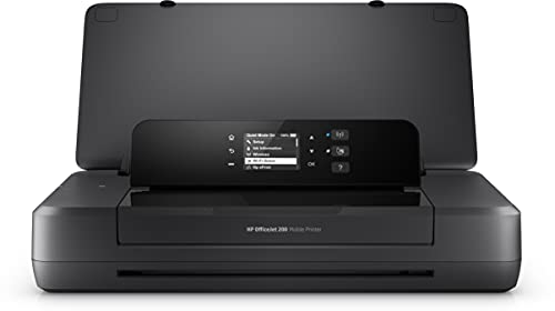 HP OfficeJet 200 Mobiler Impresora de inyección de tinta