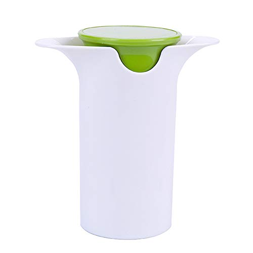 Divisor de verduras manual de frutas de pepino zanahoria divisor Wedger multifuncional portátil de plástico de cocina gadget