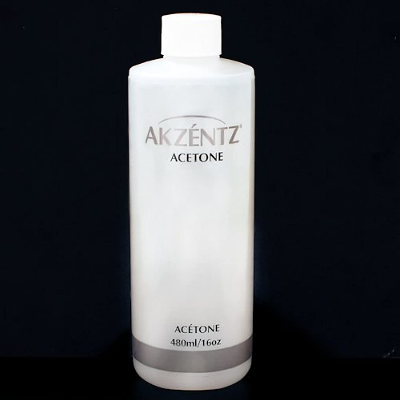 ストレスキルト追加するアクセンツ(AKZENTZ) ネイルリムーバー (アセトン) 480ml