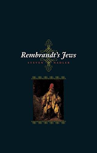 Rembrandt's Jews (English Edition)