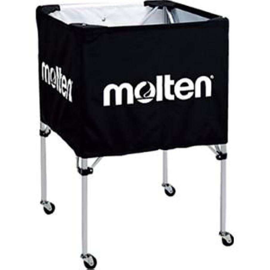 モッキンバードハッピー写真のmolten(モルテン) BK20HLBK 中?背低 ボールカゴ エキップメント